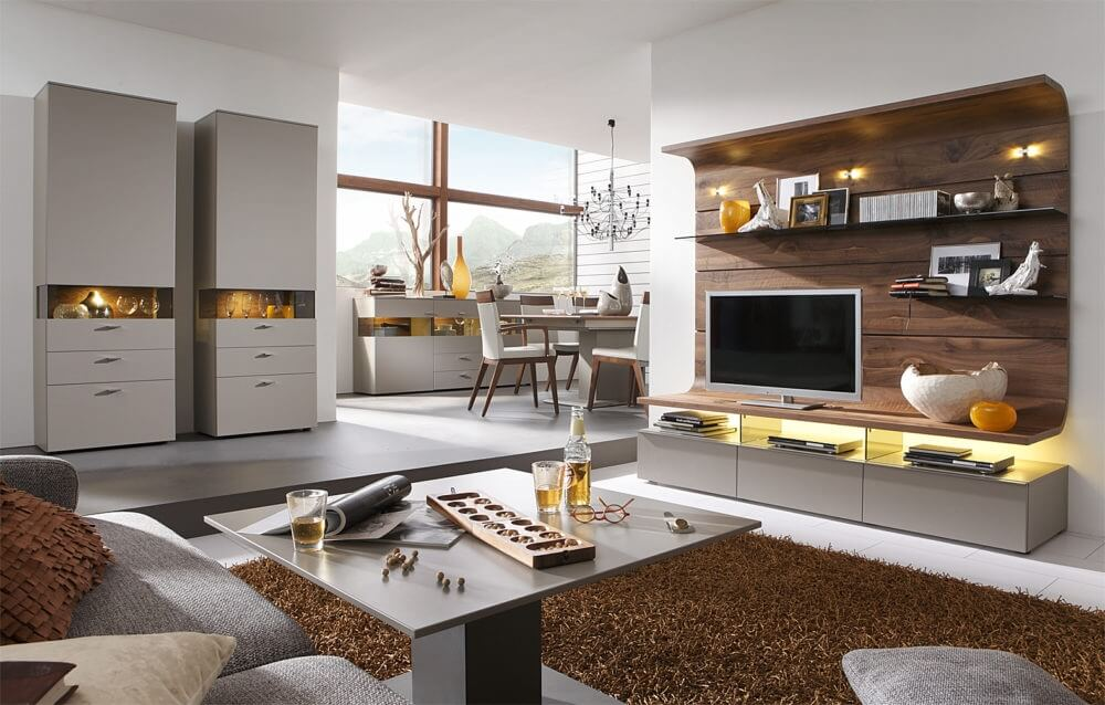 Obývačkový program