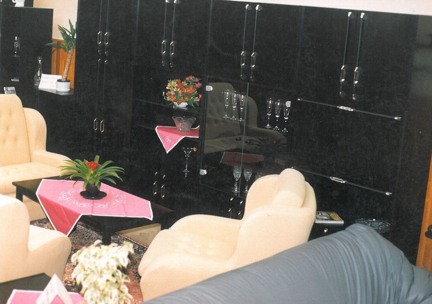 Výstava nábytku 1991