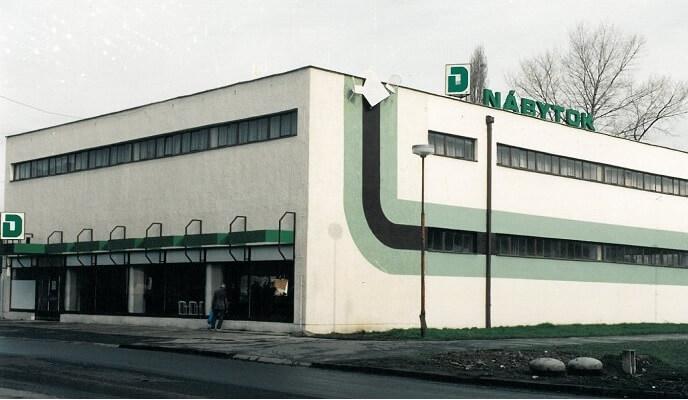 Predajňa 1991