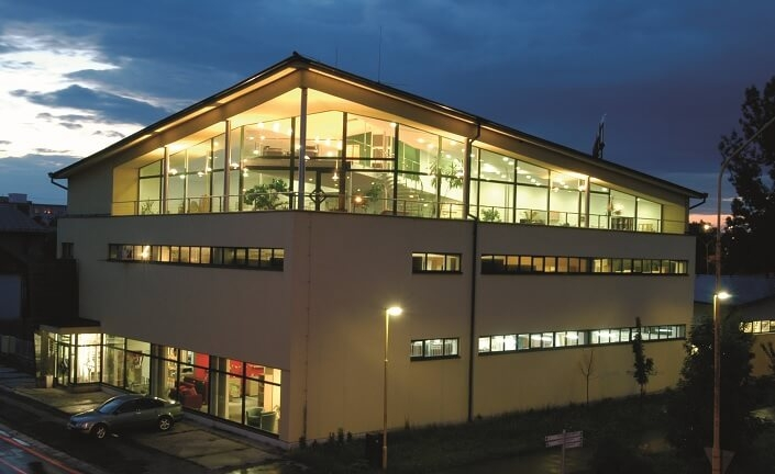 Otvorenie Dizajn štúdia v Lučenci 1999